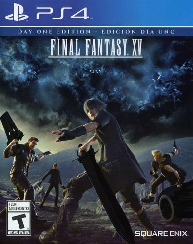 final fantasy xv, envío gratis