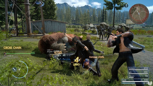 final fantasy xv ps4 digital nº1 en ventas de argentina