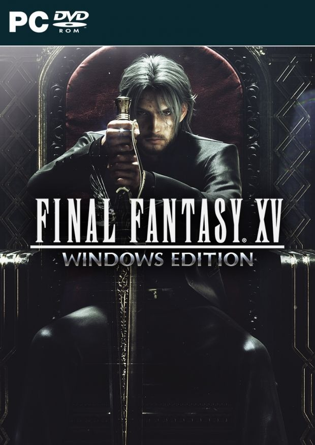 Image result for final fantasy pc cover
