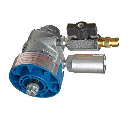 finalizar thompson 107325 s4 medio de aire hp motor (40 psi