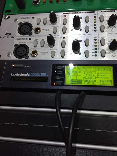 finalizer plus - studio mastering processor