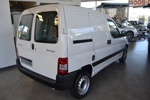 financialo!! berlingo furgon hdi bussines mixta 0km -
