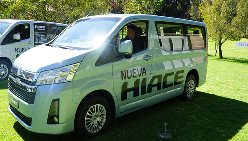 financiamiento de hilux - hiace