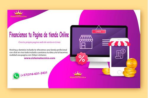 financiamos tu tienda online