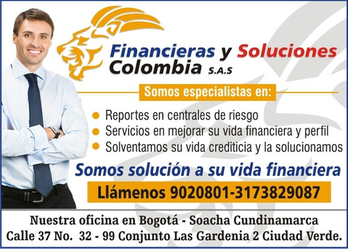 financiera y soluciones colombia s.a.s