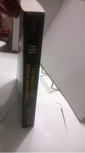 finanzas negocios multinacionales, 11a ed. pearson. eiteman.