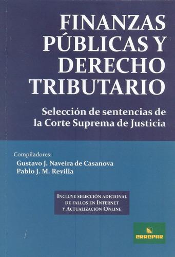 finanzas públicas y derecho tributario