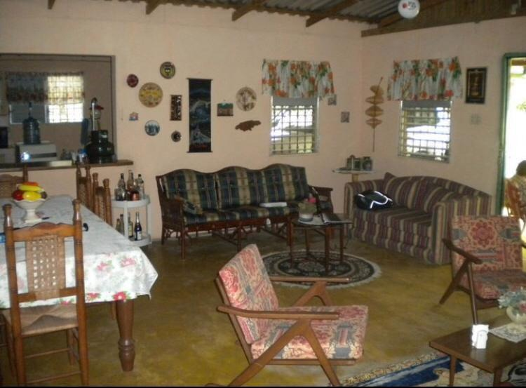 finca con casa amueblada total 9 tareas de tierras constanza