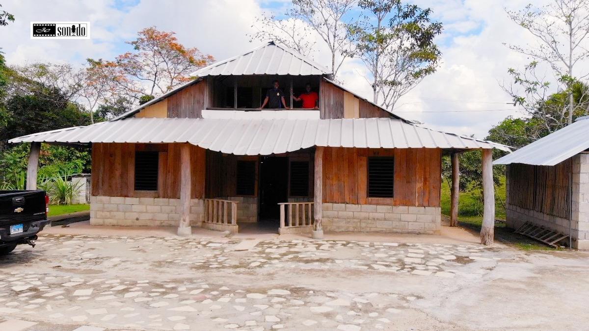 finca de 8 tareas agrícola y recreativa en yamasá