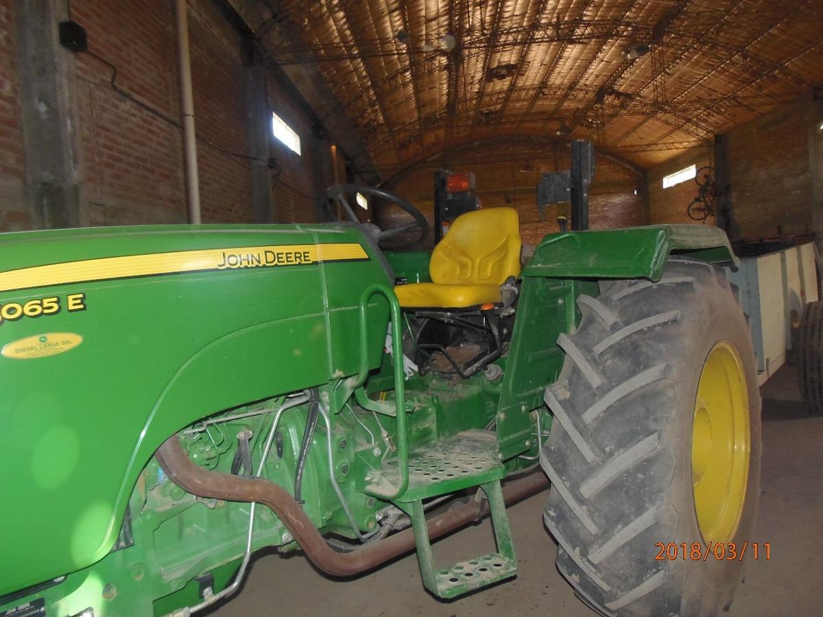 finca en produccion rama caida inmaculada tractor galpon