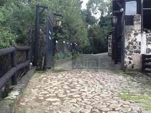 finca hacienda en venta en carretera méxico-cuernavaca /tlalpan (ciudad de méxico)