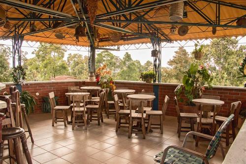 finca hotel en venta via quimbaya