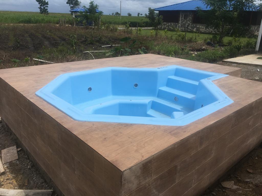 finca lago piscina pesca complejo en venta rep dom barata