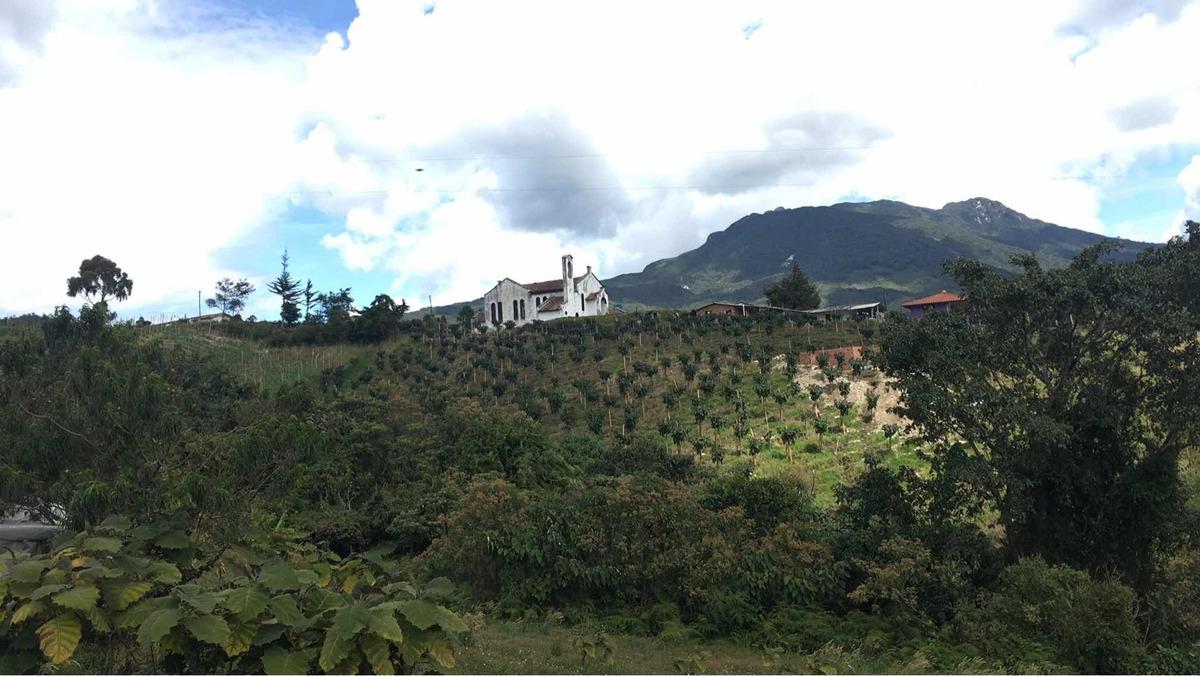 finca para agricultura o proyecto turistico