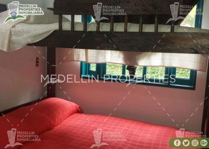 finca para eventos empresariales en copacabana cód: 4830