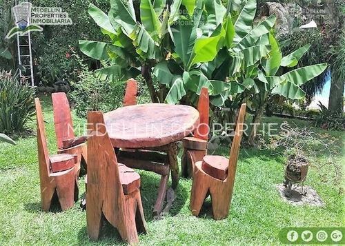 finca para eventos empresariales en copacabana cod: 4982