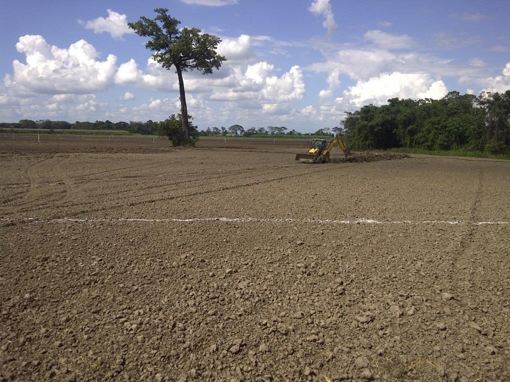 finca terrenos a1 con sistema de ferti - riego - aspercion
