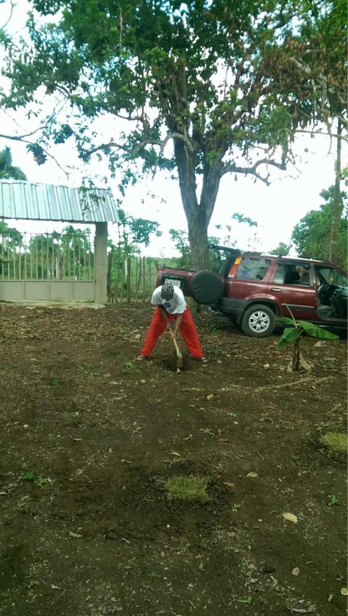 finca tipo hacienda en bonao anamuya higuey