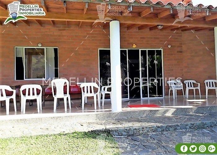 fincas amobladas económicas en copacabana cód: 4033