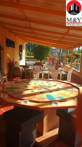 fincas de recreo en copacabana