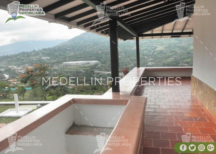 fincas para alquilar en antioquia- copacabana cód: 4414