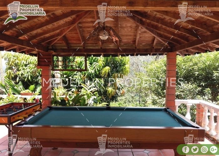 fincas para bodas en copacabana cód.: 4941