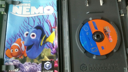 finding nemo game cube
