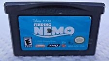 finding nemo - gba