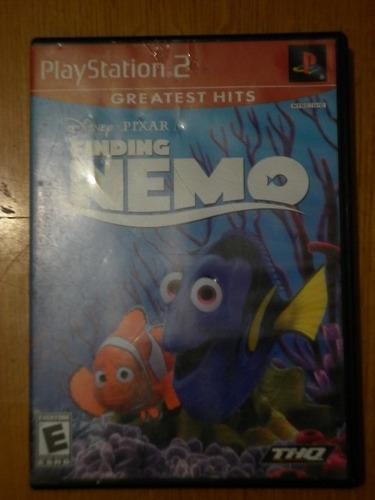 finding nemo para el play station 2
