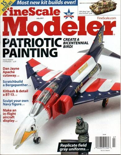 fine scale modeler -  revista de modelismo e novos produtos