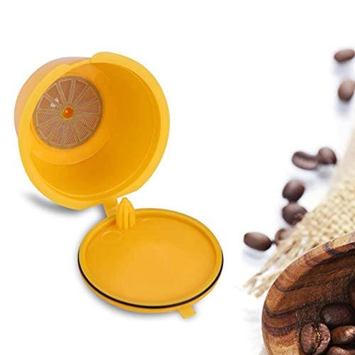 fineinno cápsulas de café rellenables pods