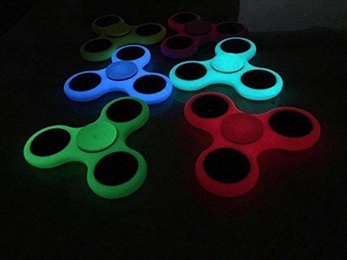 finger fidget spinner fluo/ brilla oscuridad- sagat deportes
