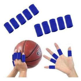 Finger Mangas Baloncesto Voley Dedo Protector Flexible