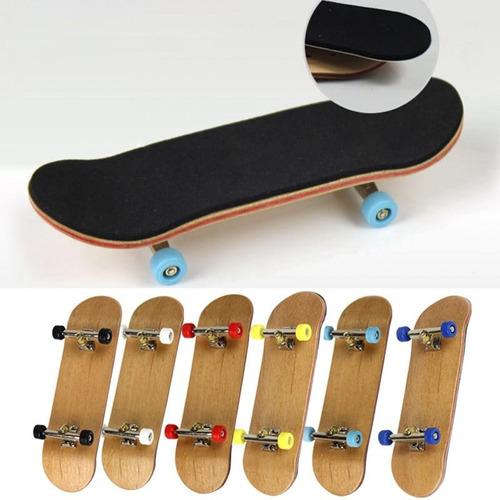 finger skate profesional tipo tech deck