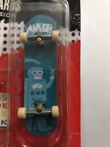 finger skate tipo tech deck envío gratis