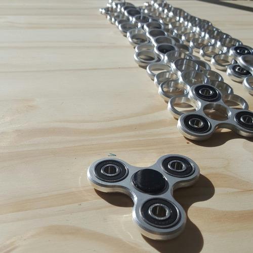 finger toy hand spinners belgrano metal aluminio 100%
