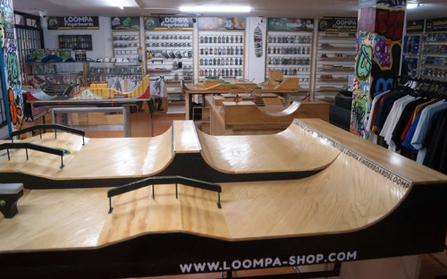 fingerboard profesional madera mini skate tech deck original