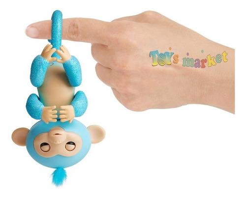 fingerlings monito muñeco interactivo dedo mono original