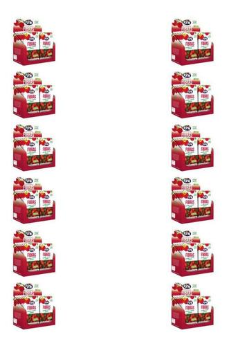 fini balas natural sweets fibras 12x18g (kit c/12)