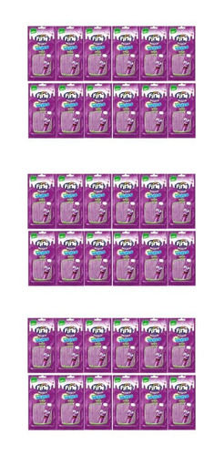 fini tubes balas de gelatina uva cítrico 12x80g (kit c/03)