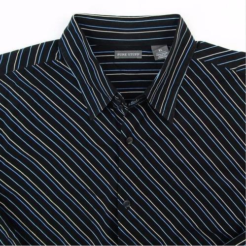 finísima camisa p/caballero pure stuff talla xl envío gratis