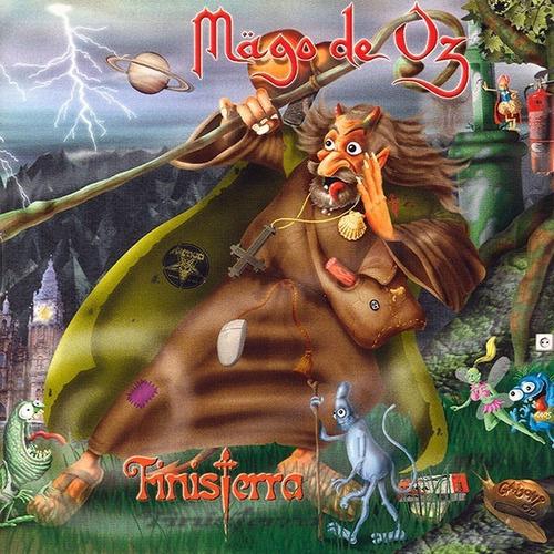 finisterra álbum musical de mägo de oz (digital)