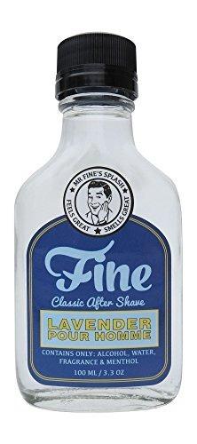 fino clásico after shave lavender pour homme