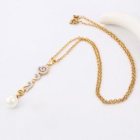 2bdff1218a1d Vendo Collar De Perlas Cultivadas Con Broche De Oro - Joyería en ...
