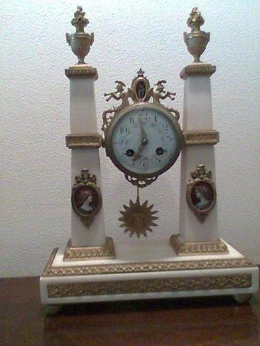 fino reloj antiguo francés