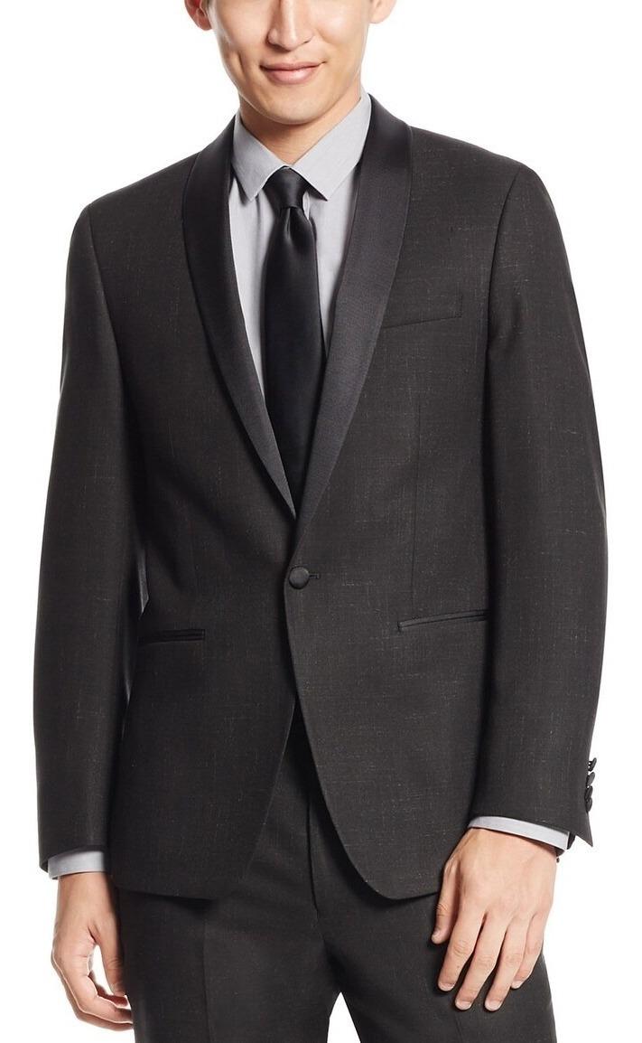comprare on line dettagli per tecnologie sofisticate Fino Traje Calvin Klein 44 Large Slim Fit Moderno - $ 3,999.00 en ...