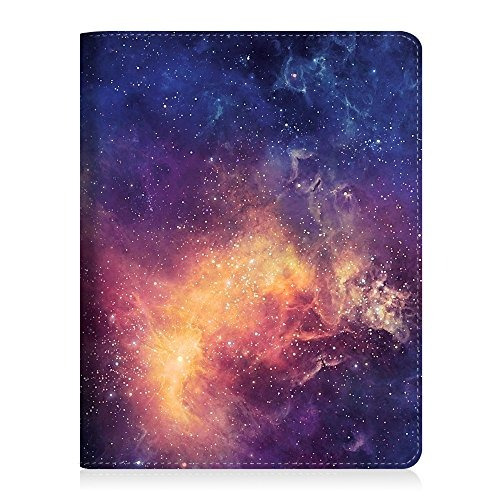 fintie apple ipad 2/3/4 - funda giratoria de 360 ¿¿grados sm