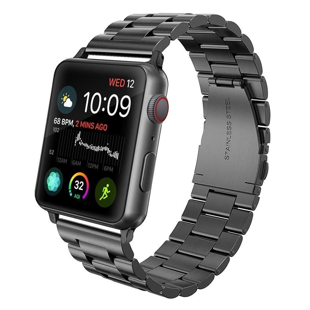 size 40 6de3f 41410 Fintie Correa Acero Metal Apple Watch 44mm 42mm Series 1234