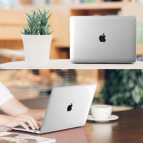 fintie nuevo macbook air 13 caso de lanzamiento 2018