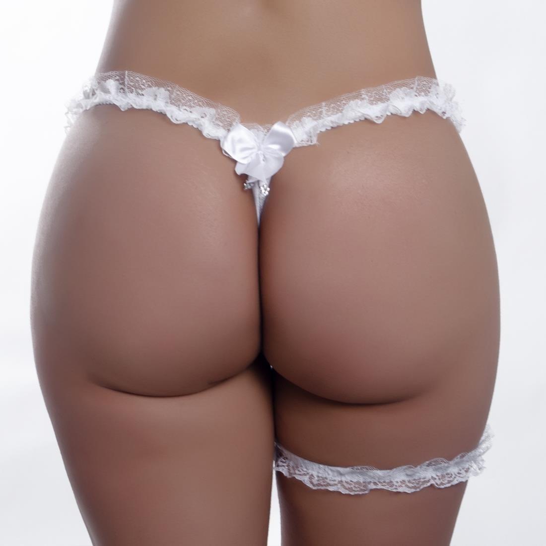 13d75497d ... persex branca ana íntima - sexy top seduzir. Carregando zoom... fio  dental íntima. Carregando zoom.